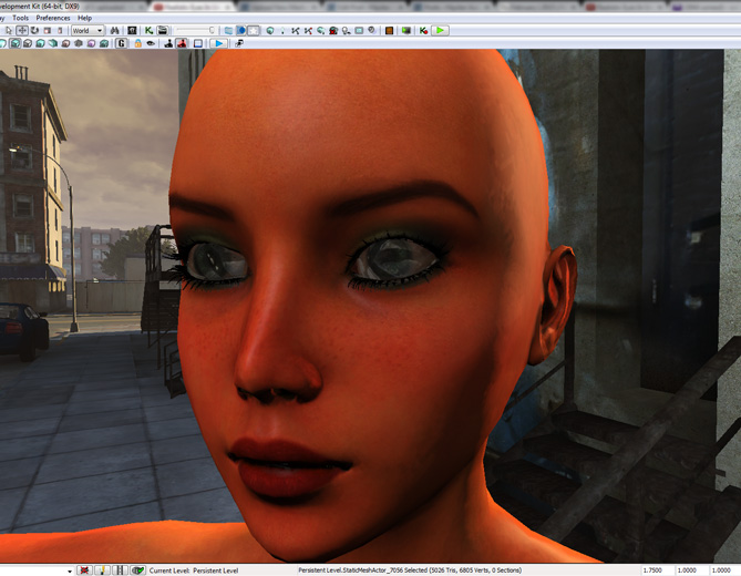 Realistic_Eyes_In_Unreal_Engine